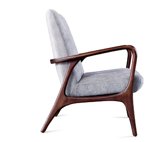 Baumann Lounge Chair - Timeless Design