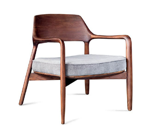 Bergen Lounge Chair - Timeless Design