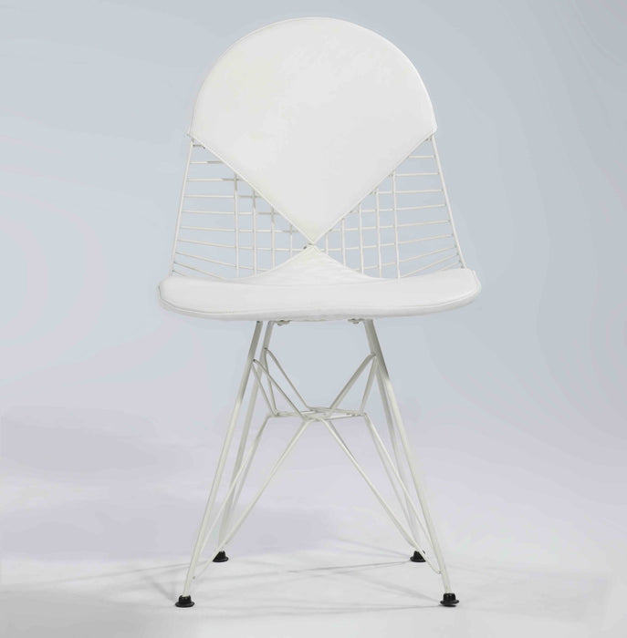 Eiffel DKR Wire Chair W/Back pad