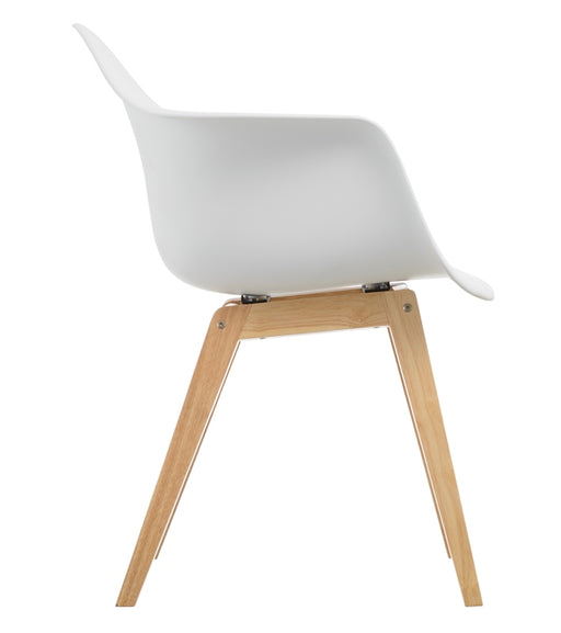 Connie PP II Chair - Rubberwood Leg - Timeless Design