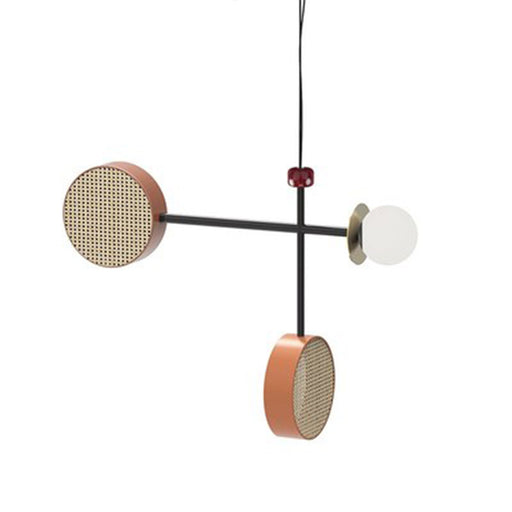 Cerro Drum Pendant Lamp (E) - Timeless Design