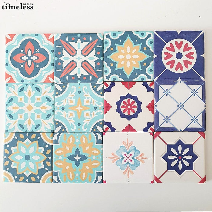 Georgetown Encaustic Tiles Coaster