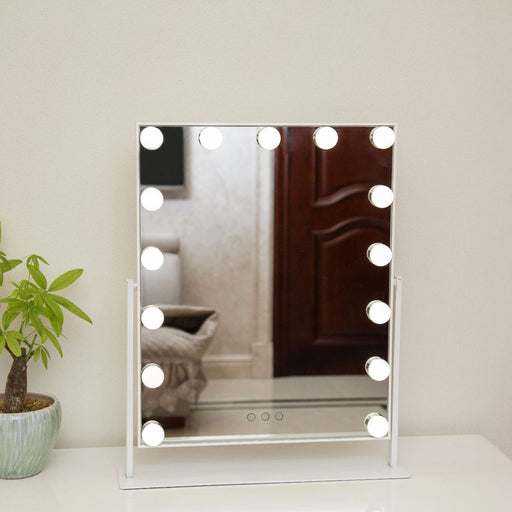 Hollywood Makeup Mirror (Wireless LED Light)