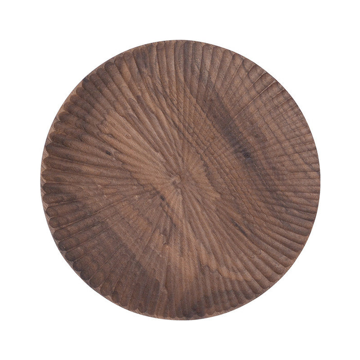 Ally Walnut Wood Teapot Tray (S) - Timeless Design