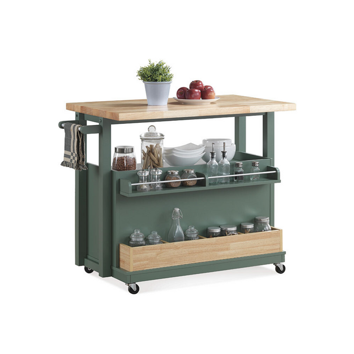 Havana Kitchen Cart - Timeless Design