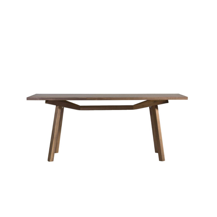 Maxo II 180X90 Wooden Table - Timeless Design