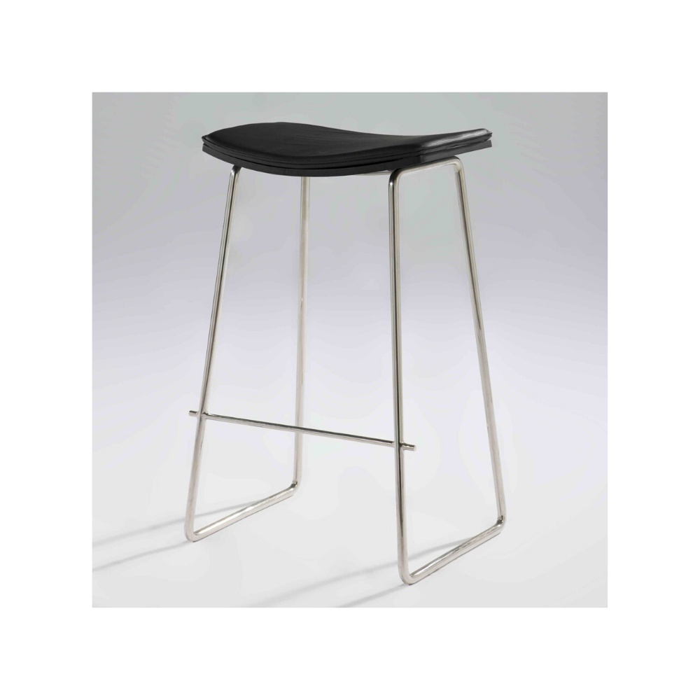 Moree II Counter Stool (Leather) - Timeless Design