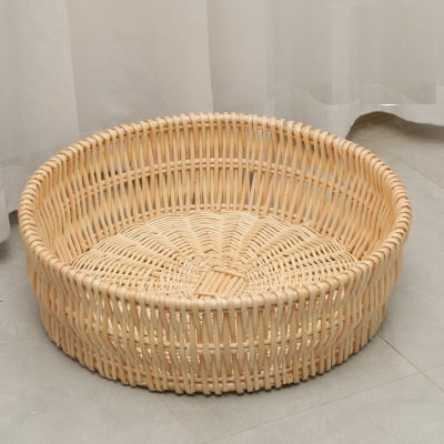 Nala Wicker Pets Nest