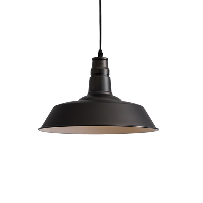Orion Pendant Lamp_White