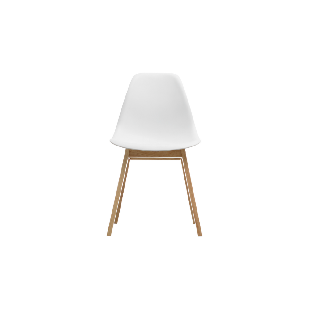 Jonas PP II Chair - Rubberwood Leg - Timeless Design
