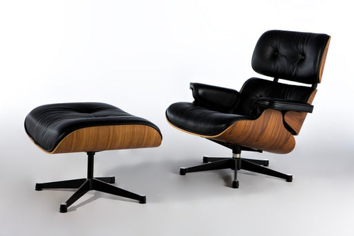 CE Lounge Chair + Ottoman - Timeless Design