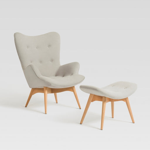 Miran Lounge Chair - Timeless Design