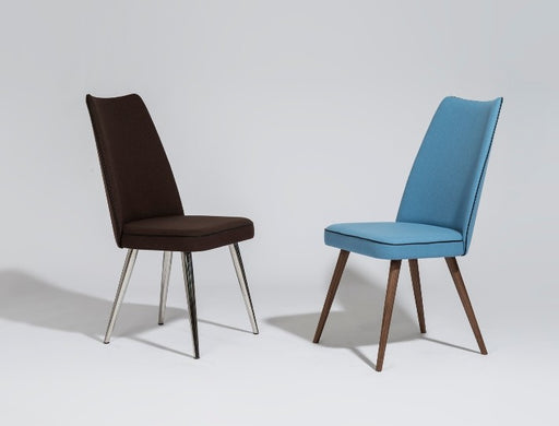 Flynn II Chair (Wooden Leg) - Timeless Design