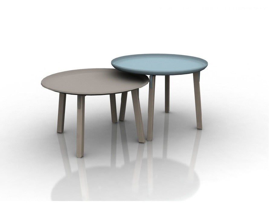 Rund Tall Coffee Table - Timeless Design
