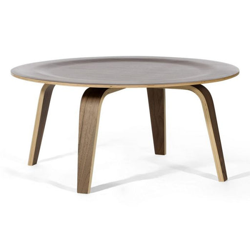 Adrian Molded Coffee Table - Timeless Design