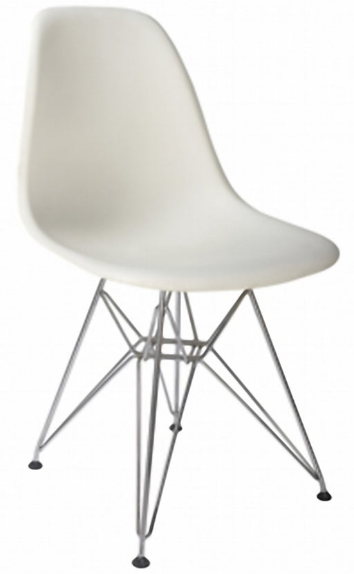 Jonas PP Side Chair ( Polypropylene ) - Timeless Design