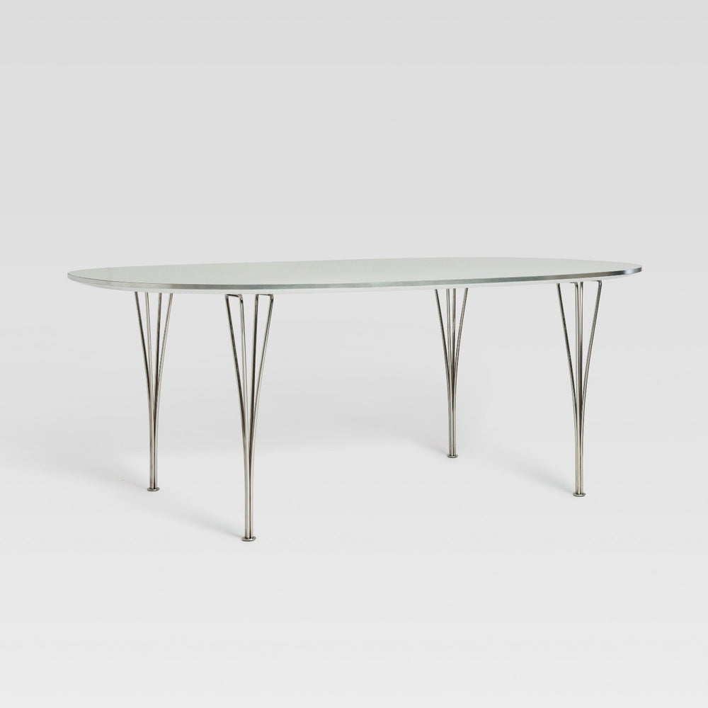 Reston Oval Table-A - Timeless Design