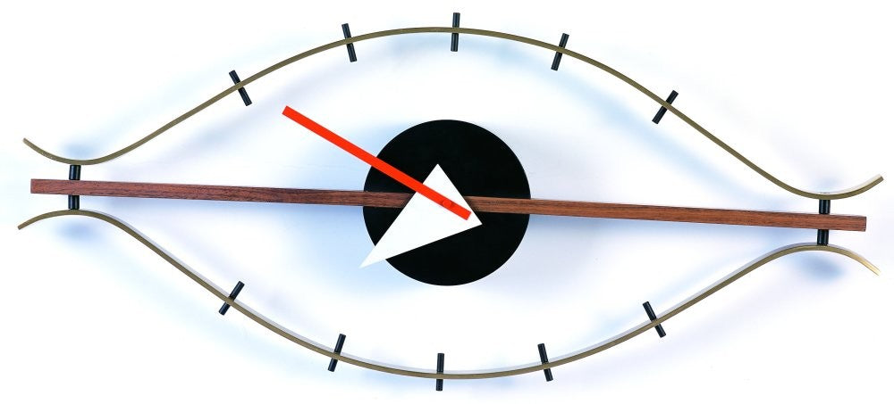 Eye Clock - Timeless Design