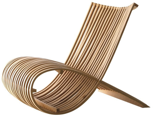 Franklin Lounge Chair - Timeless Design