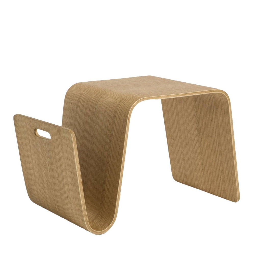 Pelikan Stool/Magazine Stand - Timeless Design