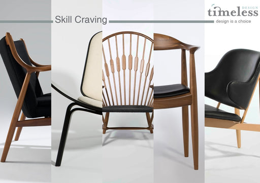 Mellado Peacock Chair - Timeless Design