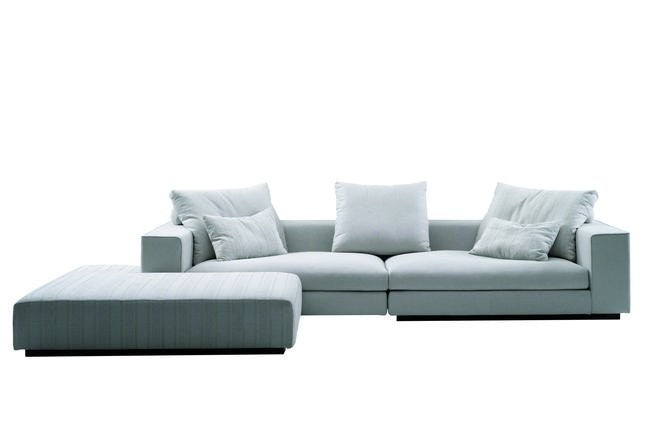 Valentine L Shape Sofa - Timeless Design
