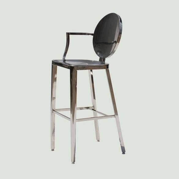Kanso Barstool (Single Arm) - Timeless Design