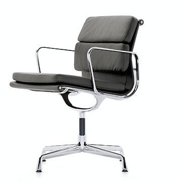 CE Soft Pad Fixed Chair - Timeless Design