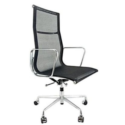 CE Aluminium Mesh Executive Chair - Timeless Design