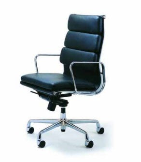 CE Soft Pad Executive Chair - Timeless Design