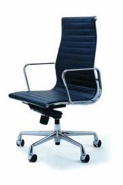 CE Aluminium High Back Executive Chair - Timeless Design
