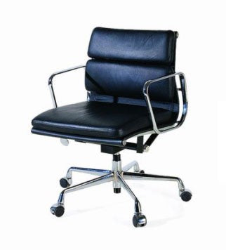 CE Soft Pad Management Chair - Timeless Design