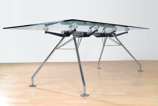 Benjamin Glass Table - Timeless Design