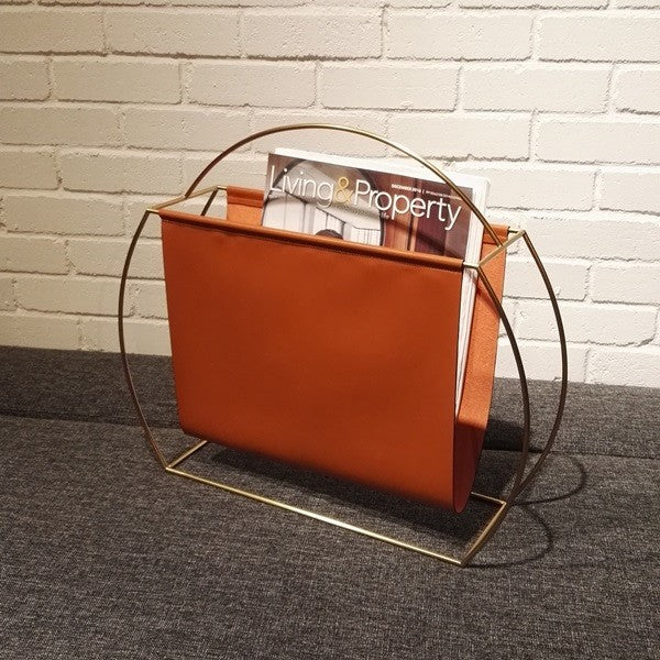 Gabriella Magazine Rack - Timeless Design
