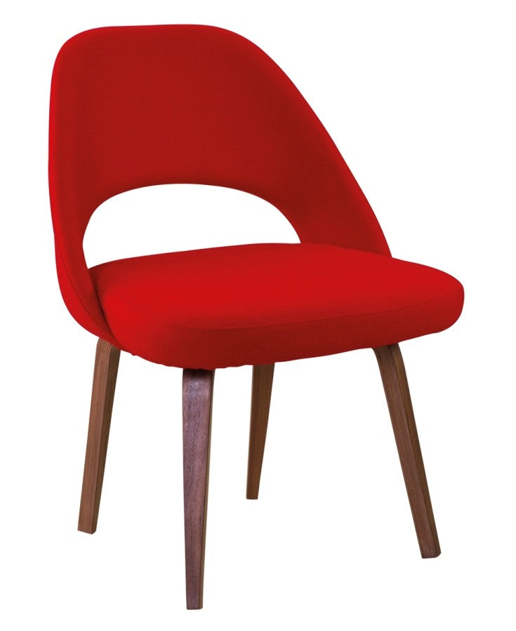 Jumeira Side Chair (Wooden Leg) - Timeless Design