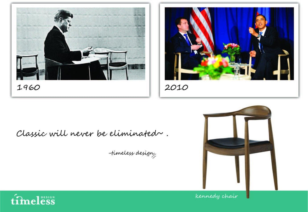 The Kennedy Chair - Timeless Design