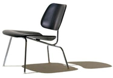 L.A LCM Metal Lounge Chair - Timeless Design