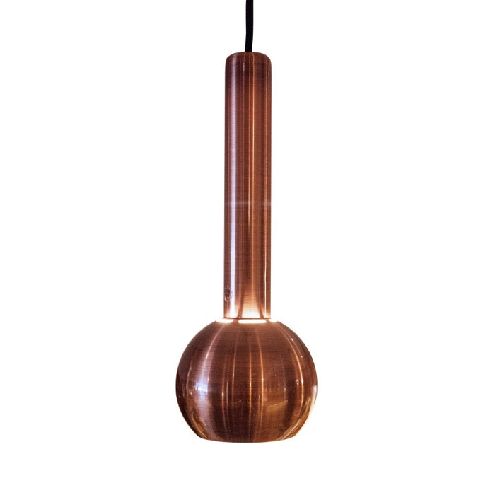Solio Pendant Lamp_Copper - Timeless Design