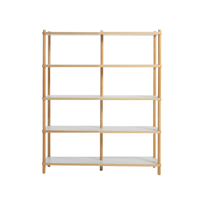 Savannah 5 Tier Shelve - Timeless Design