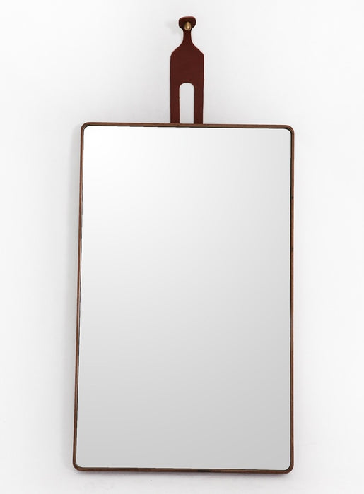 Siza Rectangular Mirror - Timeless Design