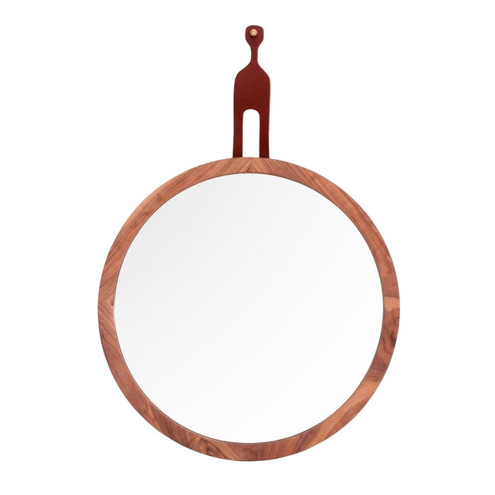 Siza Round Mirror - Timeless Design