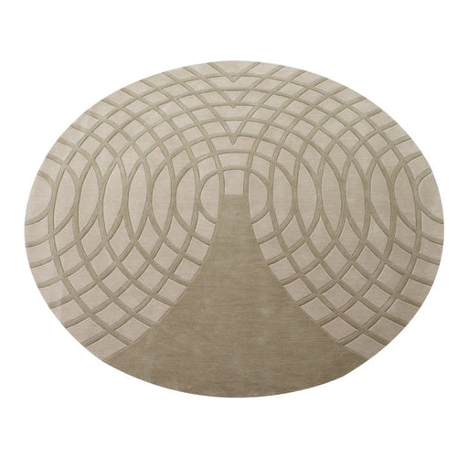 VP Infinitus Round Carpet - Timeless Design
