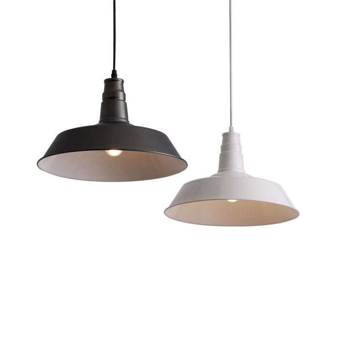Orion Pendant Lamp_White - Timeless Design