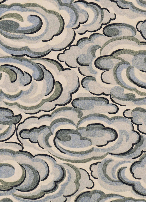 Clouds -  Vintage Archive Poster Prints