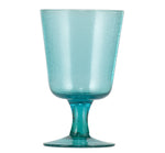BRITISH COLOUR STANDARD - 13.5 cm H / 5.25'' Honey Bird Handmade Wine Glass