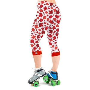 Canada Pants Red - Yth 10, 12 & XSmall