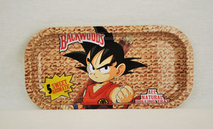 Backwoods: Young Goku DBZ Tray