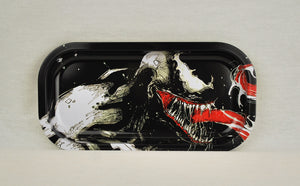 """Symbiotic Bond"" Venom Tin Tray"