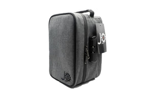 """The Stash Cache"" by Jgear smell proof cushion gray case"