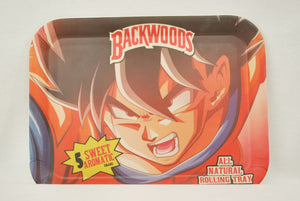 Backwoods: Goku's Rage XL Bamboo Tray